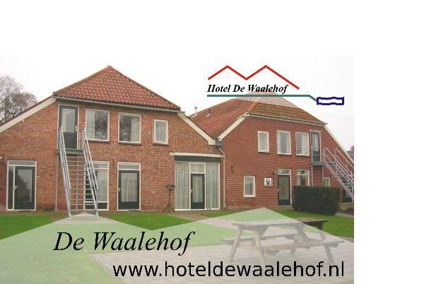 Minicamping bij Hotel de Waalehof