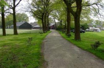 Camping De Broak in Twente Overijssel